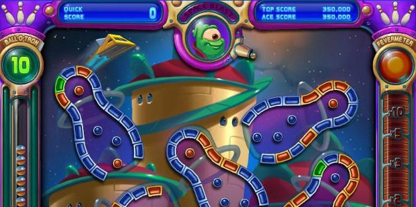 Peggle Nights Puzzler Peggle Nights