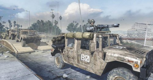 Modern Warfare 2 Stimulus Pack Details Emerge | Site of the Gaming on