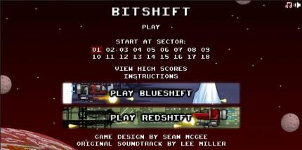 bitshift