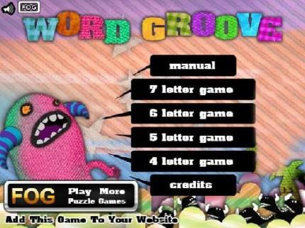 word groove
