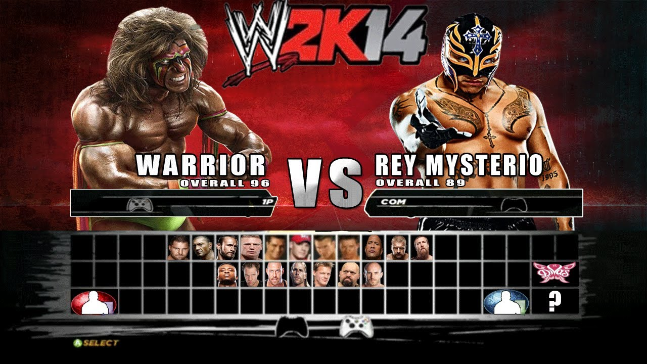 wwe 2k14 '30 years of wrestlemania' roster revealed!!! | site of the